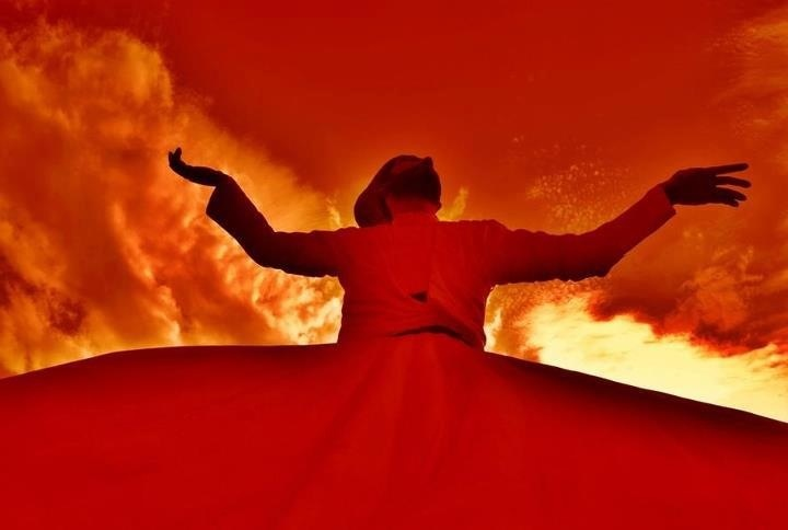 """""""Set your life on fire. Seek those who fan your flames"""" - Rumi #sufism #whirling #dervish #mevlevi #sufi #rumi"""