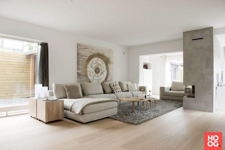 Theo van Epen parketvloeren - Planken vloer bij een strak interieur - Hoog ■ Exclusieve woon- en tuin inspiratie.