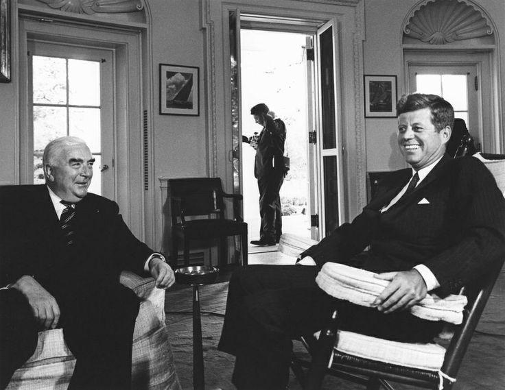 1962 25 Septembre By Abbie Rowe President John F