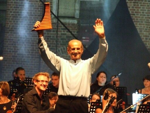 Gheorghe Zamfir - his music has (The Lonely Shepherd) fascinated me