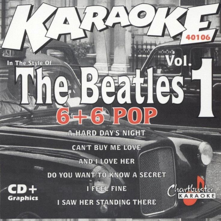 Chartbuster Karaoke: Beatles, Vol. 1