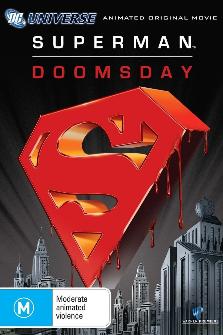 Superman Doomsday Movie