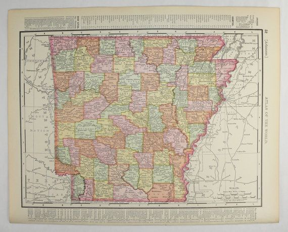 Best Map Of Arkansas Ideas On Pinterest State Parks - Arkansas map with cities