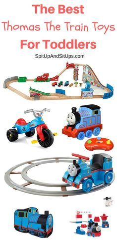 The Best Thomas The Train Toys For Toddlers | Spit Up And Sit Ups the best thomas the train toys for toddlers, thomas the train gifts for kids, gift ideas for toddlers, train gift ideas, thomas the train toys for kids, non-electronic toys for toddlers, ac