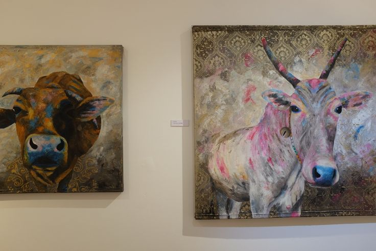We had a wonderful opening night on Thursday at Koukan Gallery, here are a couple of my favourites.