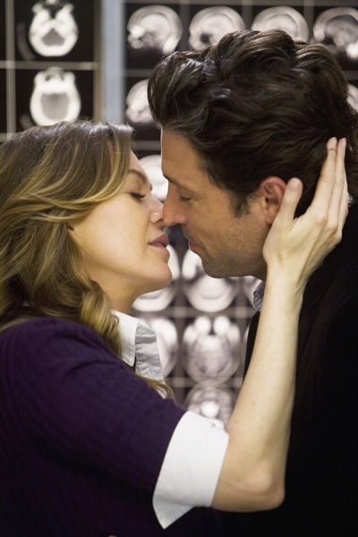 Grey's Anatomy....current obsession!! Wee...on season 8 out of 9!!!