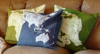 World Cushion Covers