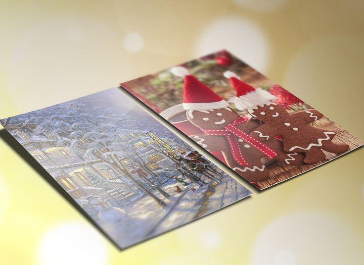 Aldigron - Οι Καλύτερες Τιμές για Εκτύπωση Χριστουγεννιάτικων Καρτών