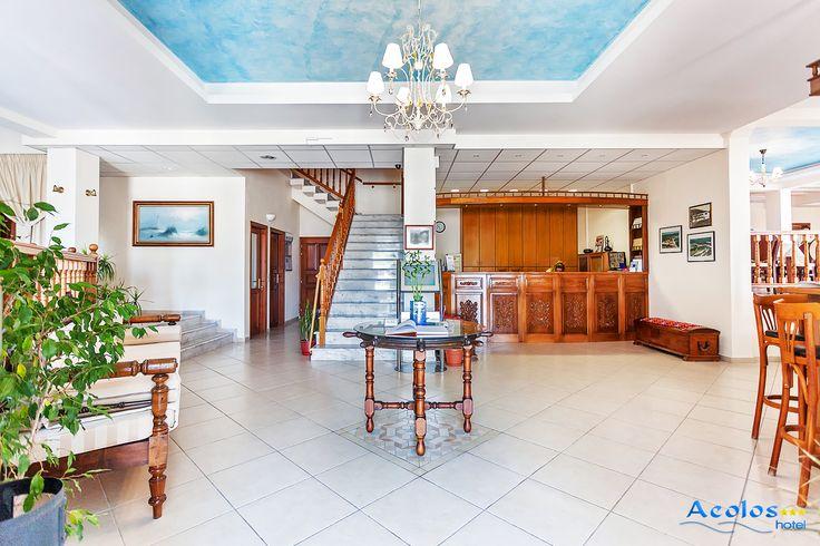 Aeolos Hotel - Reception