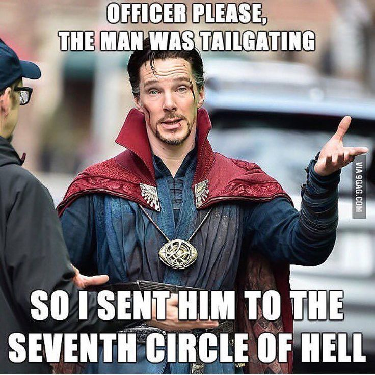 Just saw Doctor Strange  Really good  But the BEST part is after credits - for real the best one from all mcu movies for me