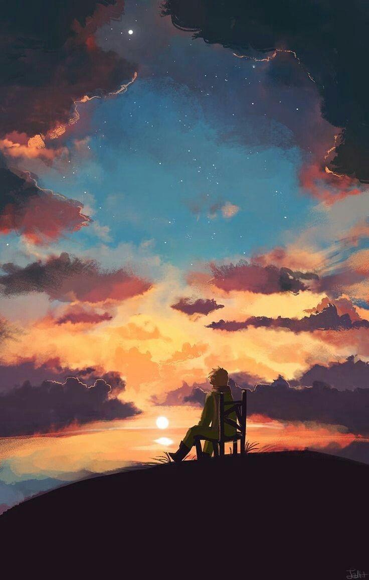 Pin By Aya Mahmoud On Picss Anime Scenery Anime Scenery Wallpaper Sky Art