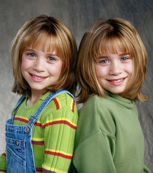 "Mary-Kate y Ashley Olsen, de la serie ""Padres forzosos"""