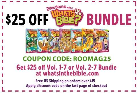 7 best using bible in math images on pinterest bible bible do your kids love veggietales then they are going to love phil vischers newest creation whats in the bible plus we have a coupon fandeluxe Choice Image