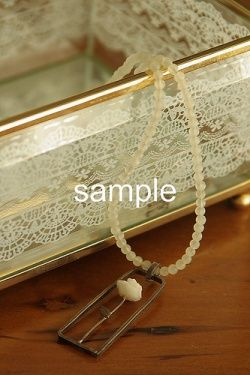 Transparent Printed Wide Lace Tape - 04