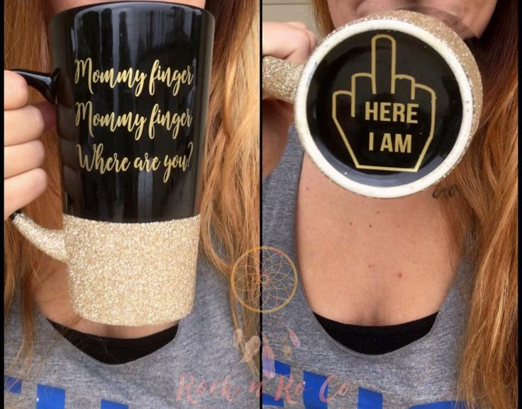 PRE-ORDER Mommy Finger Where Are You Funny Adult Parenting Mug Nursery Rhyme Mom Humor Finger Family Flipping Off Toddler Mom by RocknRoCo on Etsy https://www.etsy.com/listing/469675205/pre-order-mommy-finger-where-are-you