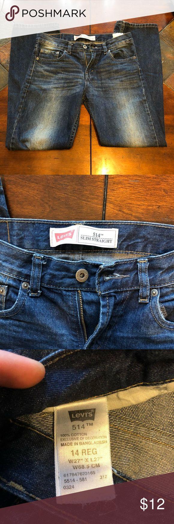 Levi's Women's Slim Straight 514. Great Condition