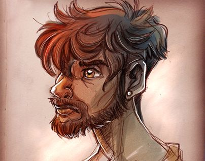 """Check out new work on my @Behance portfolio: """"Hipster Concept"""" http://be.net/gallery/48277007/Hipster-Concept"""