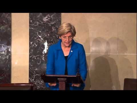 """Sen. Elizabeth Warren (D-Mass.) (and the woman who in my opinion should be the next president of the USA) called for an end to a tax loophole that lets corporations that renounce U.S. citizenship to dodge taxes. """"These companies are renouncing their American citizenship, turning their backs on this country, simply to boost their profits,"""" she said. See her speech for the Senate."""
