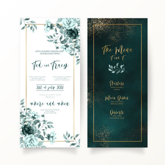Download Elegant Green Floral And Watercolor Wedding Stationery For Free Watercolour Wedding Stationery Wedding Stationery Wedding Cards