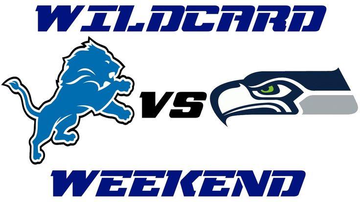 NFL Picks | Lions vs Seahawks | Against The Spread | Wildcard Weekend