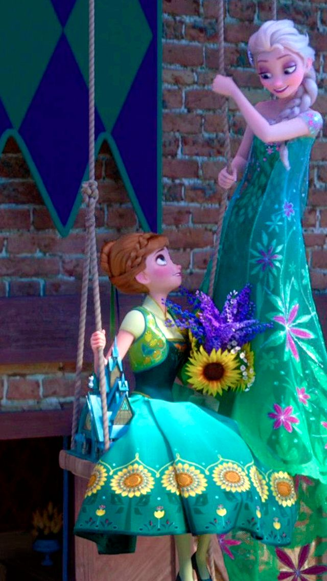 Making Today A Perfect Day - Frozen Fever ❄️