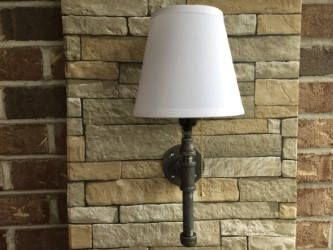Dovetail Sconce