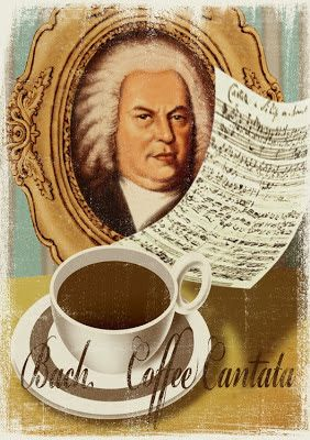 "Jelia's Music Playground: JS. BACH ""The Coffee Cantata"""