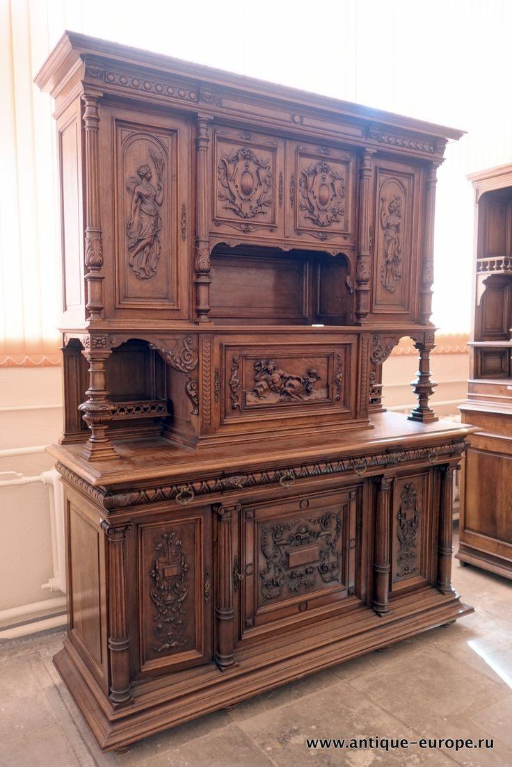les 121 meilleures images du tableau 1850 1920 mobilier n o renaissance sur pinterest meubles. Black Bedroom Furniture Sets. Home Design Ideas