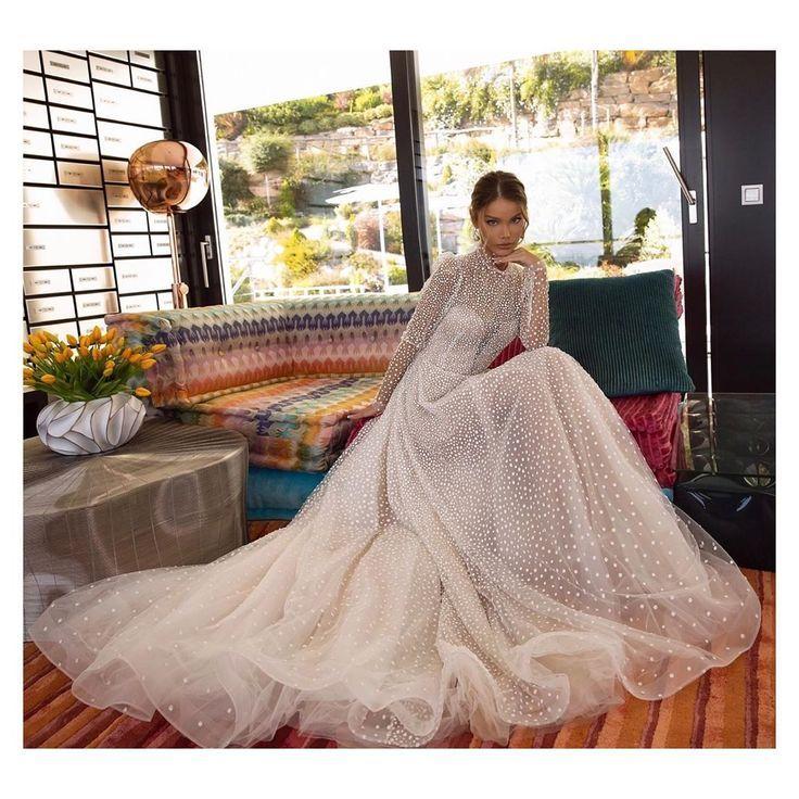 Bist du bereit für ein Wunder? Die neue Kollektion Sensation von Tina 2020 ist die …   – Hochzeitskleider