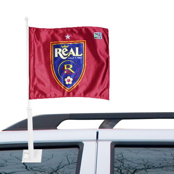 Real Salt Lake WinCraft Car Flag - $8.99