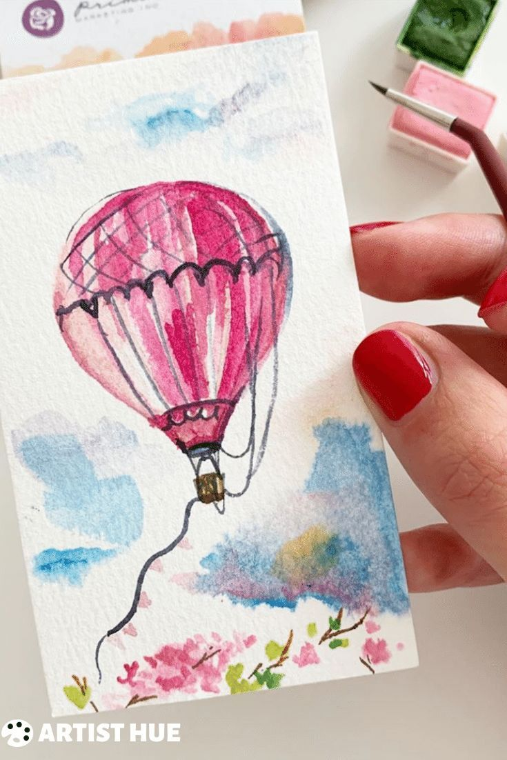 10 Must Follow Watercolor Instagram Artists Watercolor Paintings