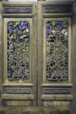 Green Antiques - Chinese Antique Doors - For Sale! - asian - interior doors - other metro - Shanghai Green Antiques