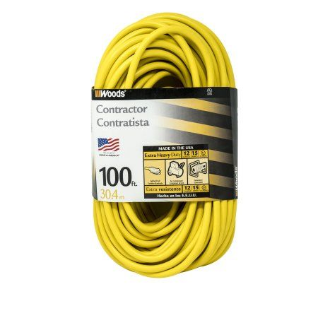 Home Improvement Outdoor Extension Cord Extension Cord Cord