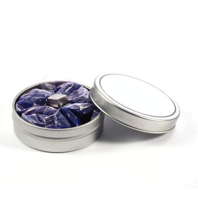 Nouveau Pâte Slime Magnétique Pate Slime Slime Anti Stresse