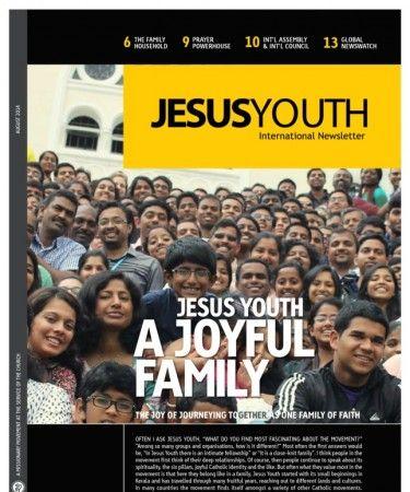 JesusYouth International Newsletter August 2014 edition - Read the digital…