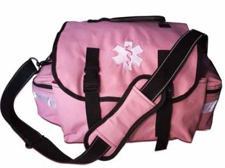 Pink emt bag
