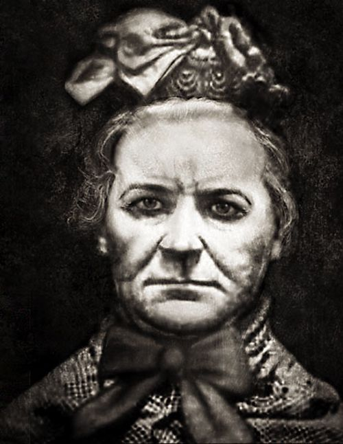 Amelia Dyer, who may have killed as many as 400 (yup) babies in and around London in the late 19th century