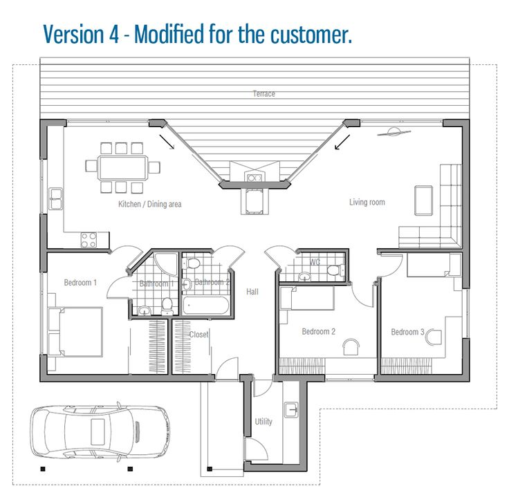 72 best Home Ideas images on Pinterest | Architecture, House floor ...