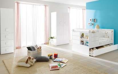 Lettini trasformabili per bambini - Lettino con cassetto contenitore