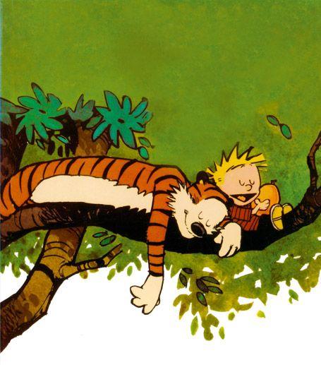 Calvin & Hobbes peuvent se réjouir ! Le Grand Prix d'Angoulême est attribué à Bill Watterson Elle est pas belle la vie ? #FIBD2014 http://www.franceinter.fr/depeche-plongez-dans-la-bd-dangouleme