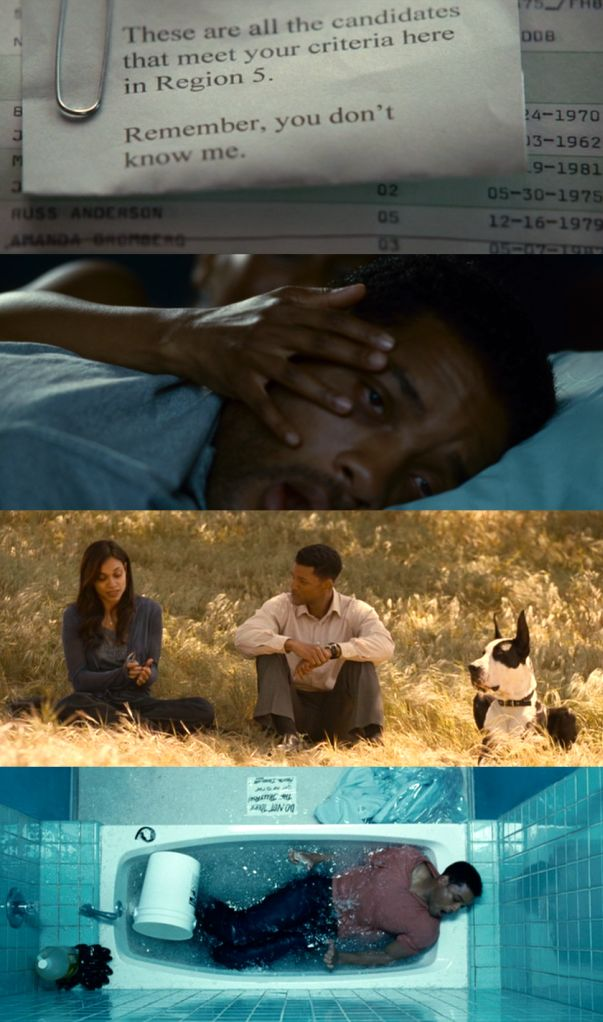 Seven Pounds will smith sad ass movie