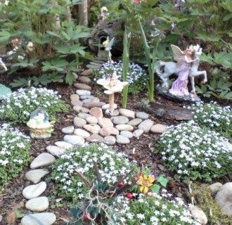 18 best Fairy Garden images on Pinterest Fairies garden Fairy