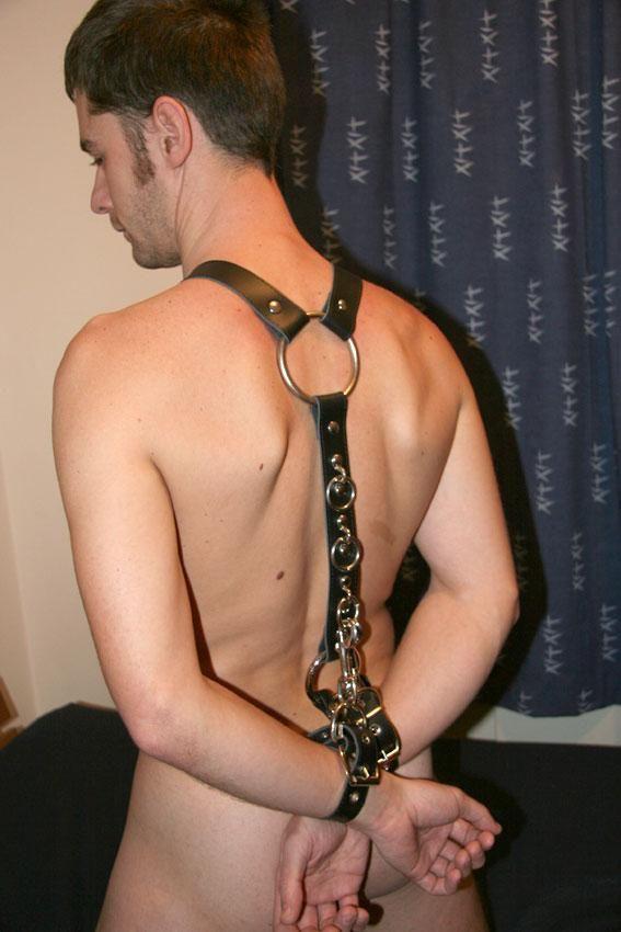 Gay black master white slave