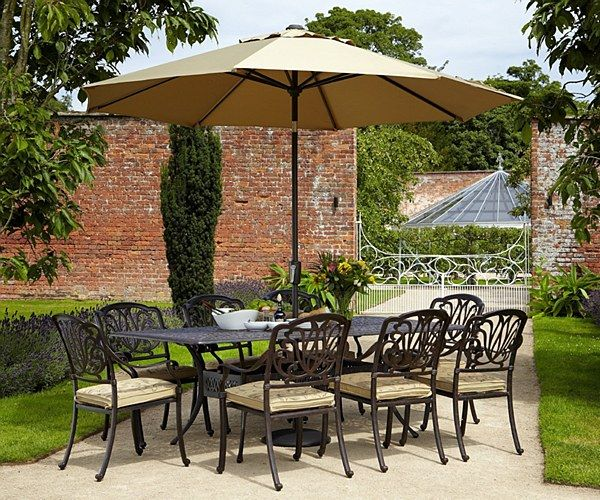 11 best Garden Furniture images on Pinterest | Garden centre, Garden ...