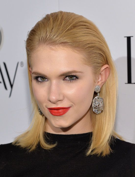 Claudia Lee at the 2