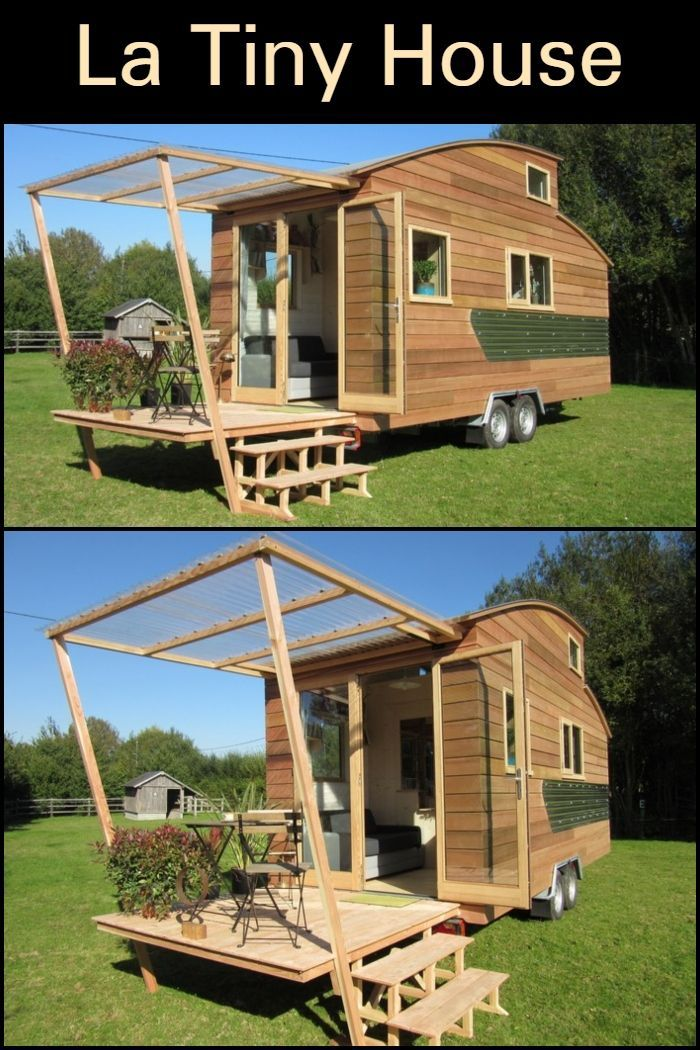 La Tiny House Tiny House House Tiny House On Wheels