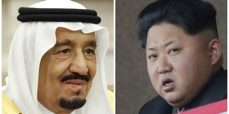 Russia and China Won't Curb North Korea Any More Than the U.S. Will Curb Saudi Arabia.  -- Great analogy: the US-created monster-chid Saudi Arabia is equivalent to Russia & China's shitty North Korean brat.  -- Russia's and China's stances on North Korea are not so much different from how the U S treats Saudi Arabia -- a brutal regime sponsoring the ideology of violent jihadism [...]