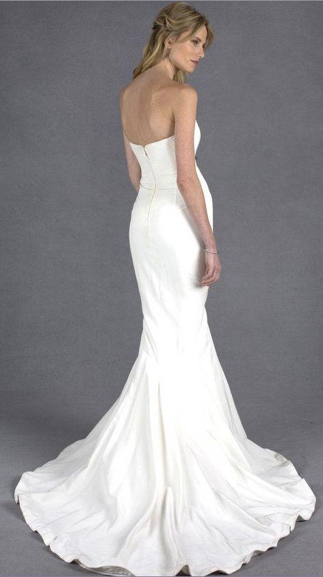 Mejores 12 imágenes de Nicole Miller Bridal Dresses en Pinterest ...