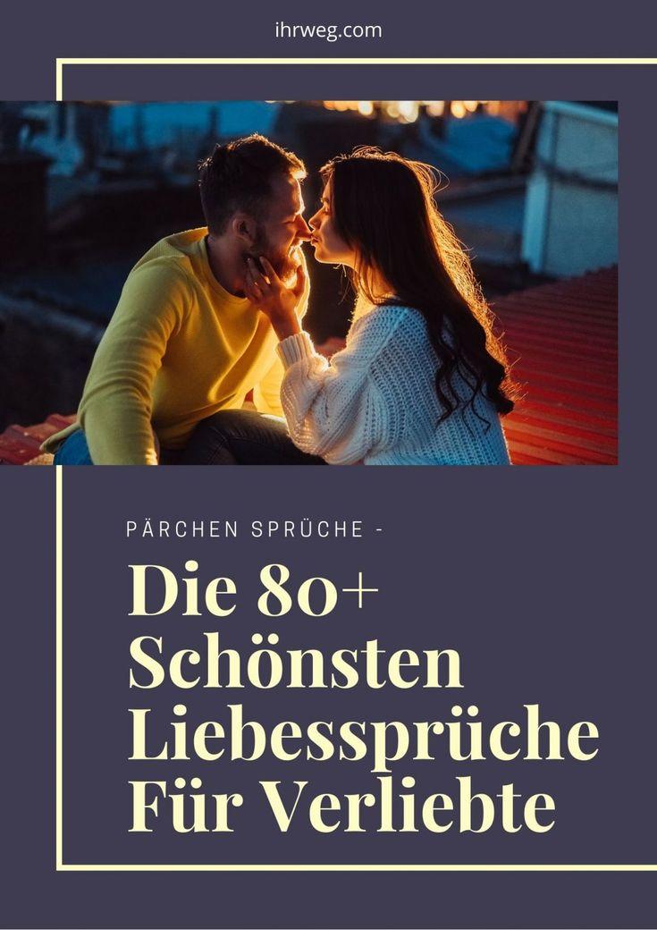 Pärchen Sprüche - Die 80+ Schönsten Liebessprüche Für
