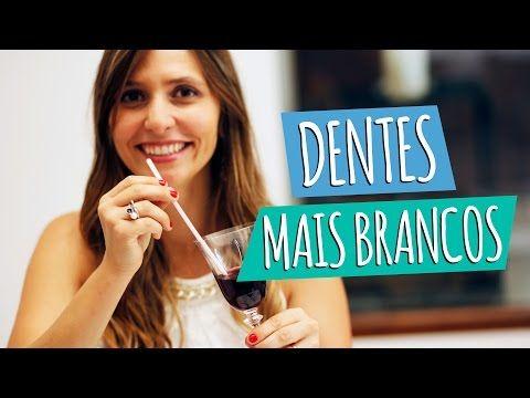Uma boa solução caseira para clarear os dentes é escovar os dentes diariamente com uma pasta de dentes branqueadora juntamente com uma mistura caseira...